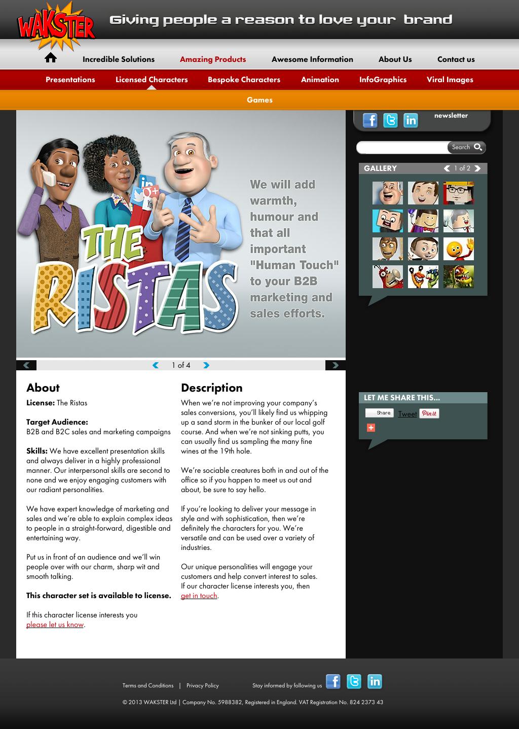 The Ristas