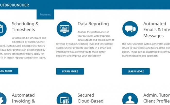 TutorCruncher Management Software