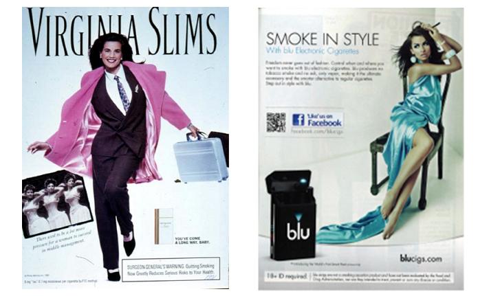 Virginia Slims Cigarettes