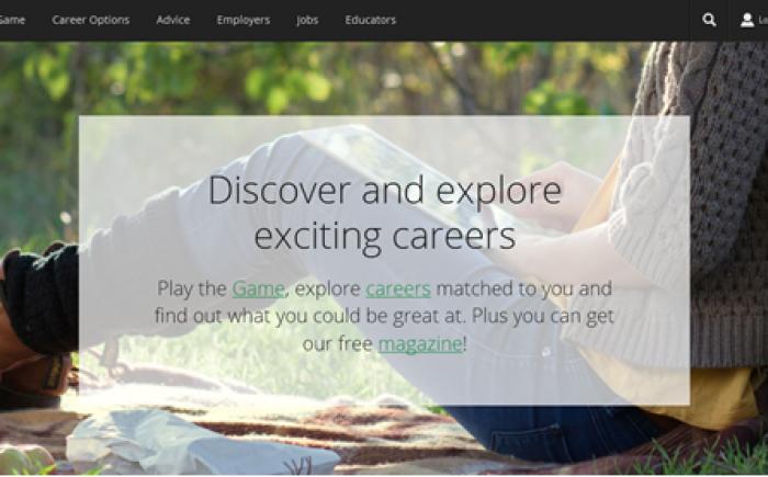 Plotr Youth Careers Website