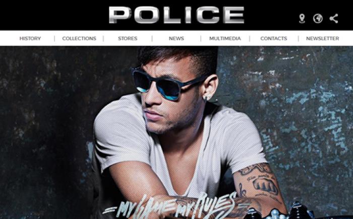 Police Lifestyle Clothing