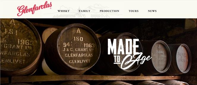 Glenfarclas Single Malt Whisky