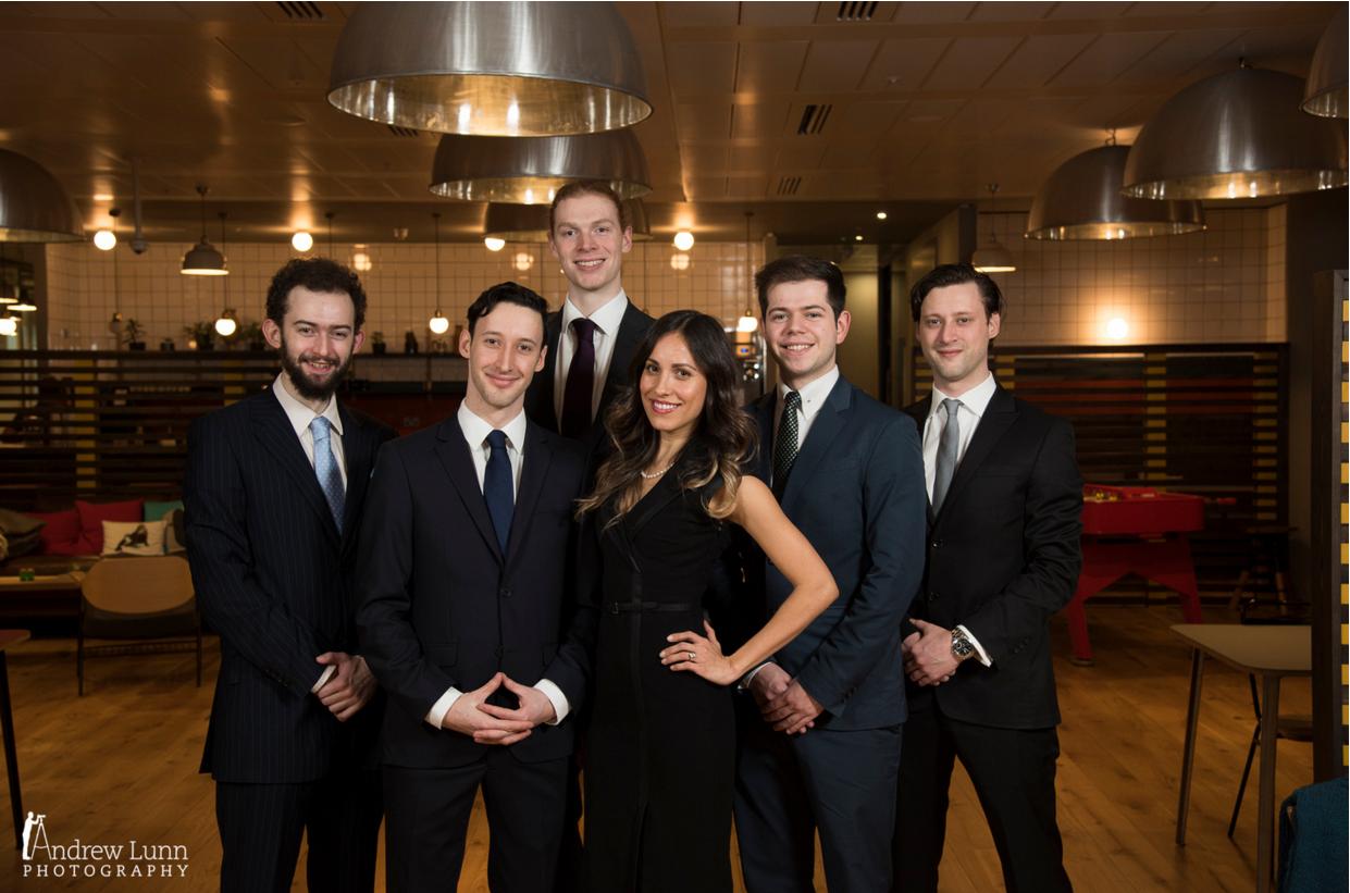 The Profs Team Photo