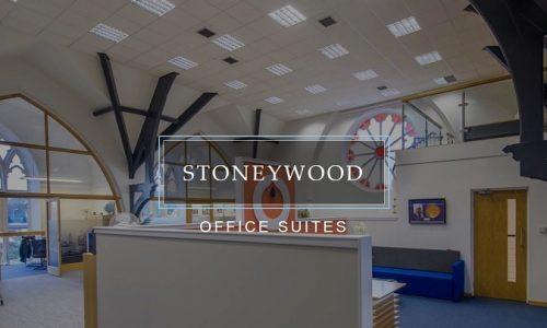 Screenshot of Stoneywood Office website