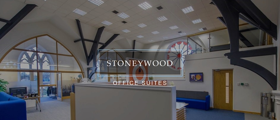 Screenshot of Stoneywood Office website
