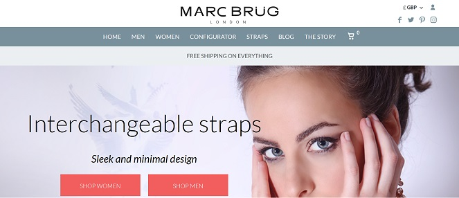Marc Brug Watches