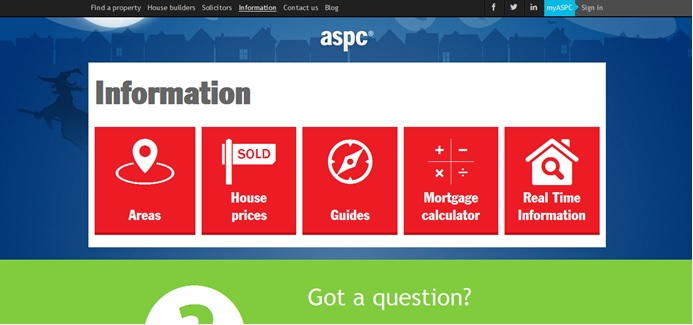 ASPC: Aberdeen Property Centre